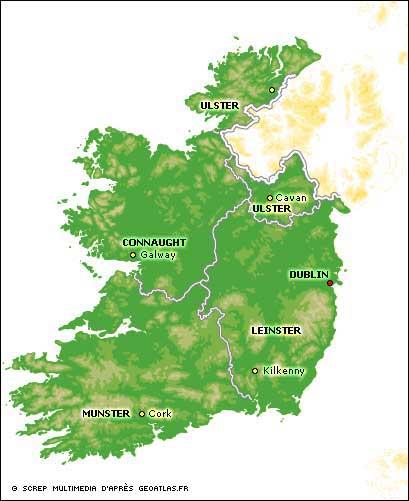 Ovnis en Irlande