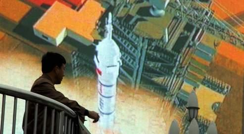 Un chinois dans l'espace