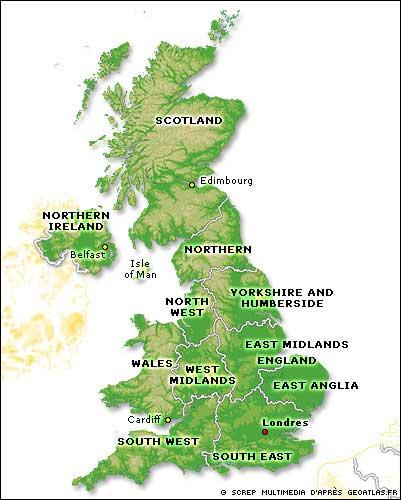 Ovnis en Angleterre