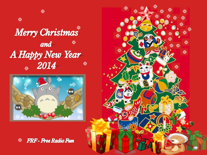 Pirate Radio QSL card - Free Radio Fun